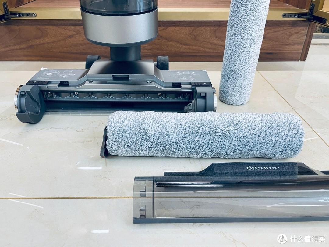洗地机真实体验如何?边吸边拖边洗。清洁千万招,我只用一招!