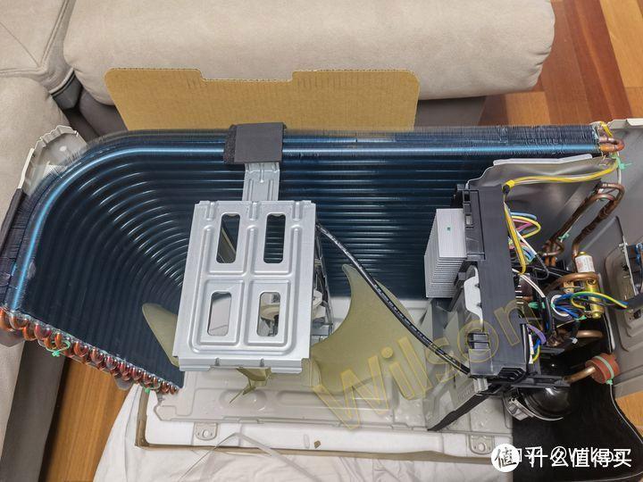 格力云锦Ⅱ 1.5P/NhAd1BAj全面测评(拆机+性能测试)