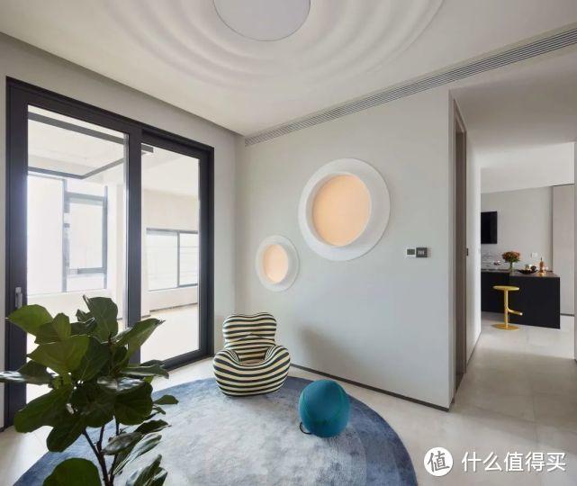 北京三环360㎡大平层,两房贯通+超大露台,一家四口住的简直太爽