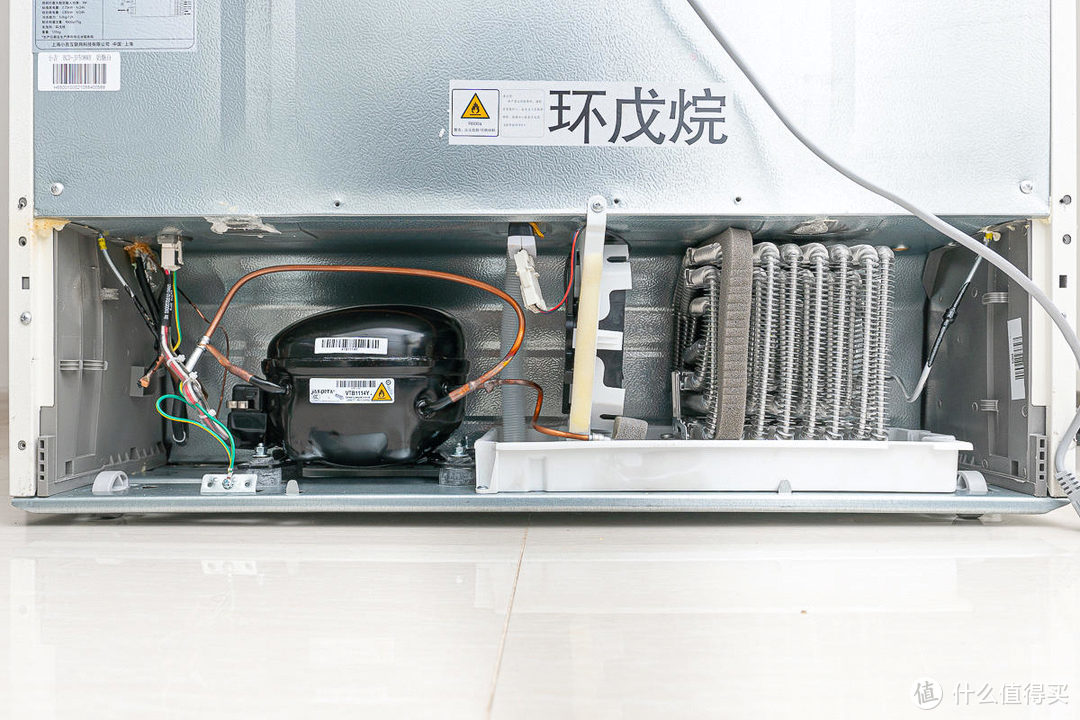 传统冰箱中的另类,小吉法式复古对开门冰箱新品体验