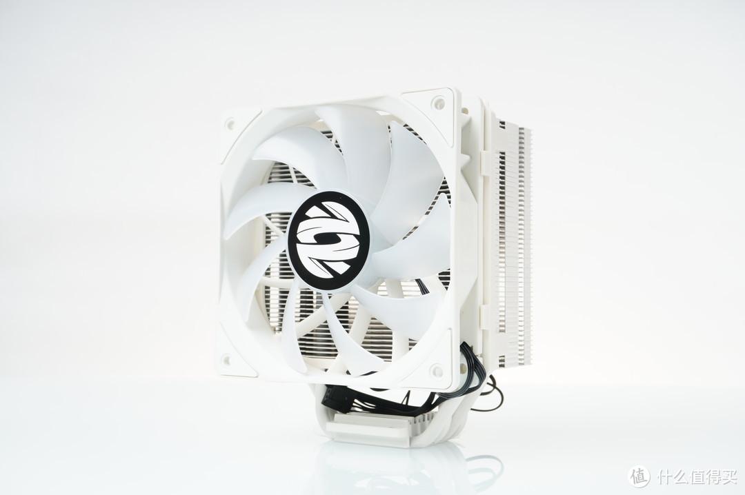 百元价位新的性能王?ZEROZONE泽洛P4纯白版散热器上手展示