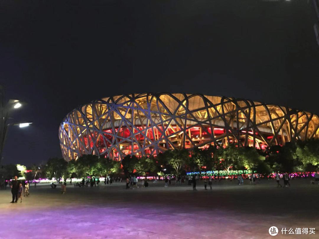 独自带娃去北京旅行三:悠游天坛公园拍美照,打卡鸟巢水立方