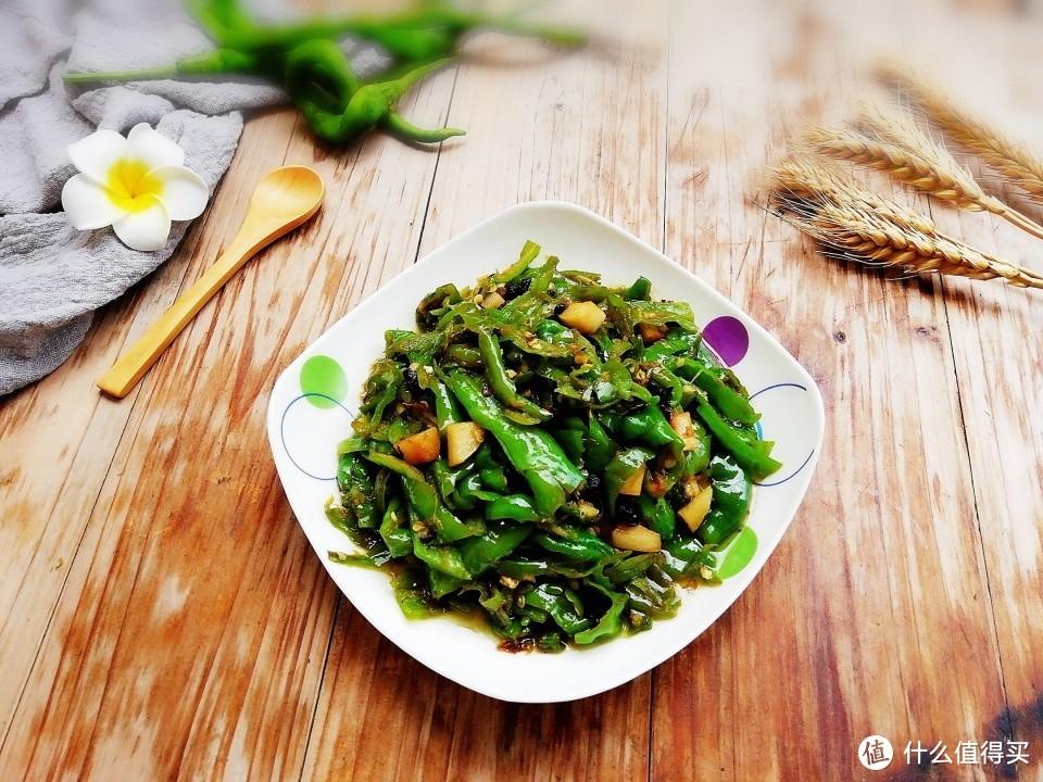江西人都爱这样吃辣椒,开胃又下饭,比吃肉过瘾,做法也简单