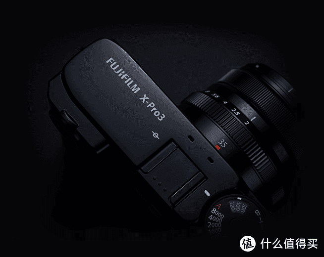 Fujifilm X-Pro3 图片选自富士官方网站