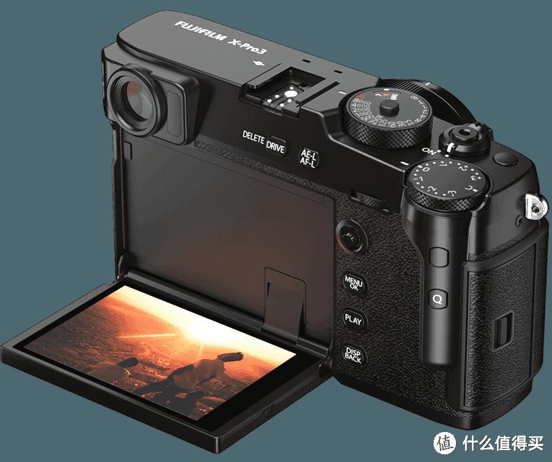 Fujifilm X-Pro3 翻转屏