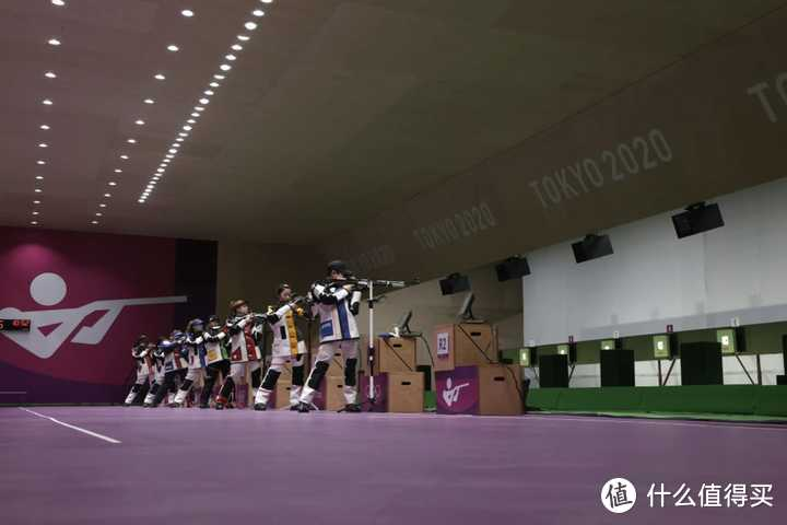 今年东京奥运会的十米气步枪