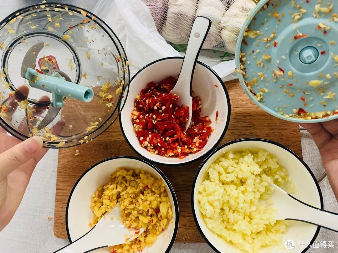 刀工菜鸡必备—苏泊尔捣蒜器