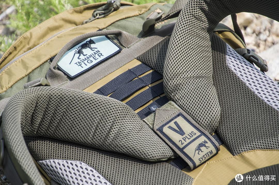 行稳致远、大有品质:塔虎45升双肩包