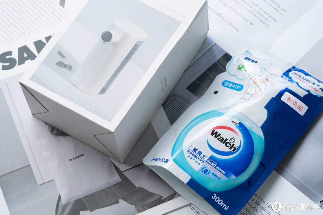 洗手免接触,干净又卫生。几素智能自动洗手机体验