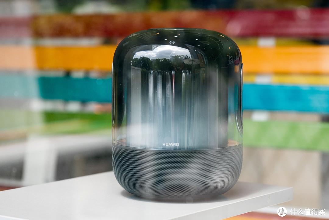 华为首款三分频智能音箱,再次定义智能音箱音质新标准