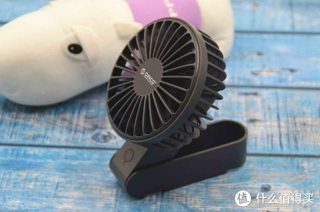 小风扇大风力,ORICO折叠风扇给夏日的你送去清风