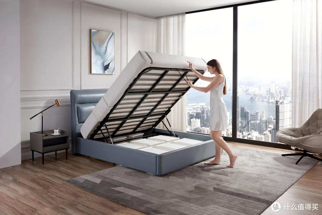 奢华OR简约?芝华仕10款热销功能家具推荐,把智能、舒适带回家