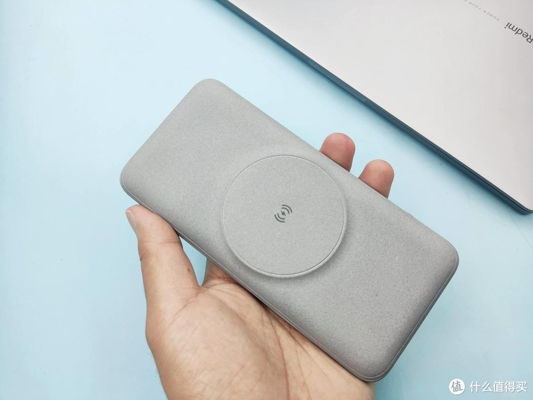 749的苹果MagSafe承受不起?南卡磁吸充电、2万毫安充电宝更棒