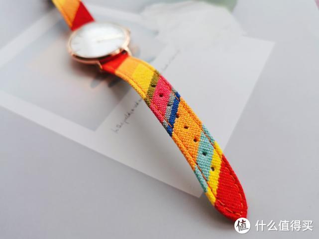 连尼亚彩虹女士手表,为穿搭加分的仪式感