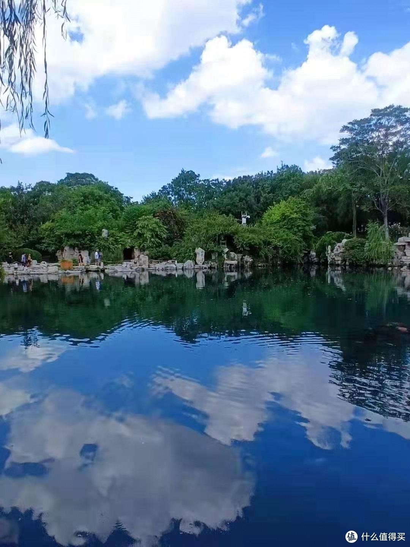 五龙潭泉池
