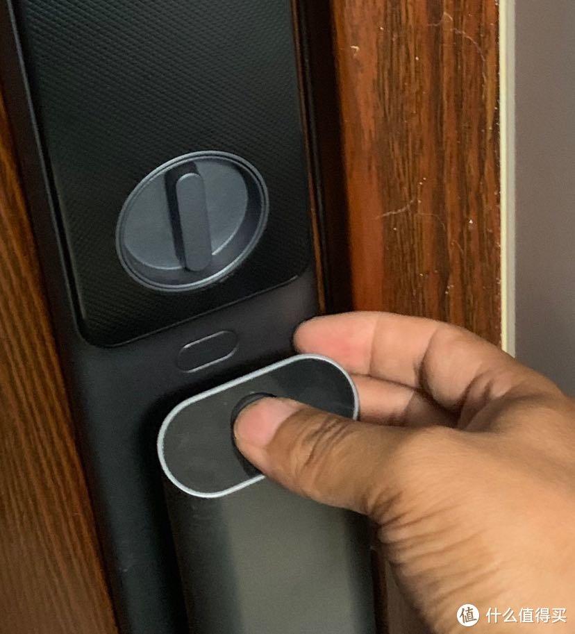 门内右手开锁磕手