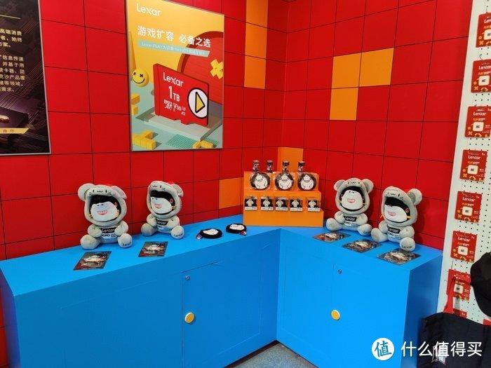 ChinaJoy2021:存储品牌雷克沙参展 大容量存储卡、高速固态等产品亮相