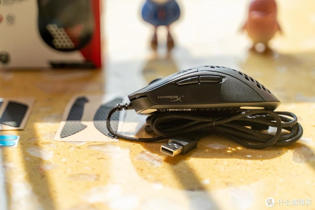 侵掠如火:HyperX 旋火轻量化鼠标