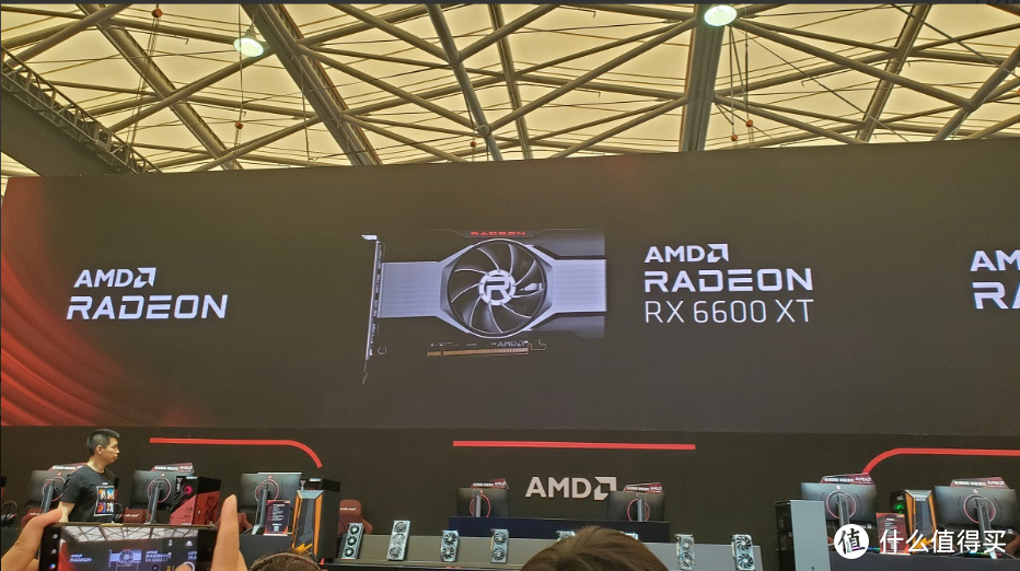 AMD YES?AMD RX6600XT正式发布,光是价格就已经劝退一