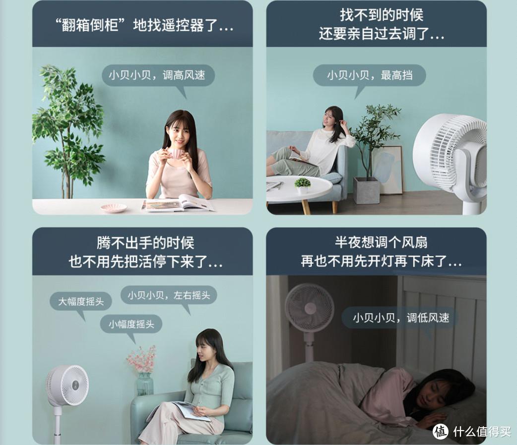 循环风扇对室内空气流动、空调制冷、控温能带来什么辅助性?