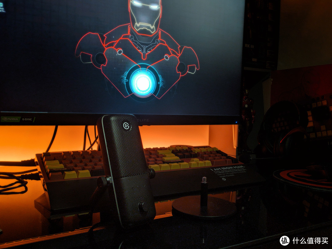 兼具娱乐与生产力,Elgato Wave:3电容麦克风开箱晒物
