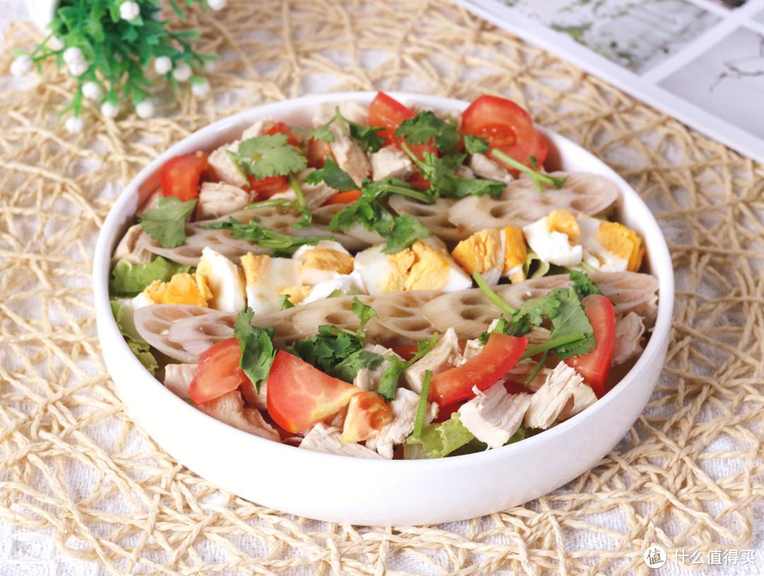 夏天晚餐就该这样吃,高蛋白低脂肪,朋友:跟着吃也能瘦