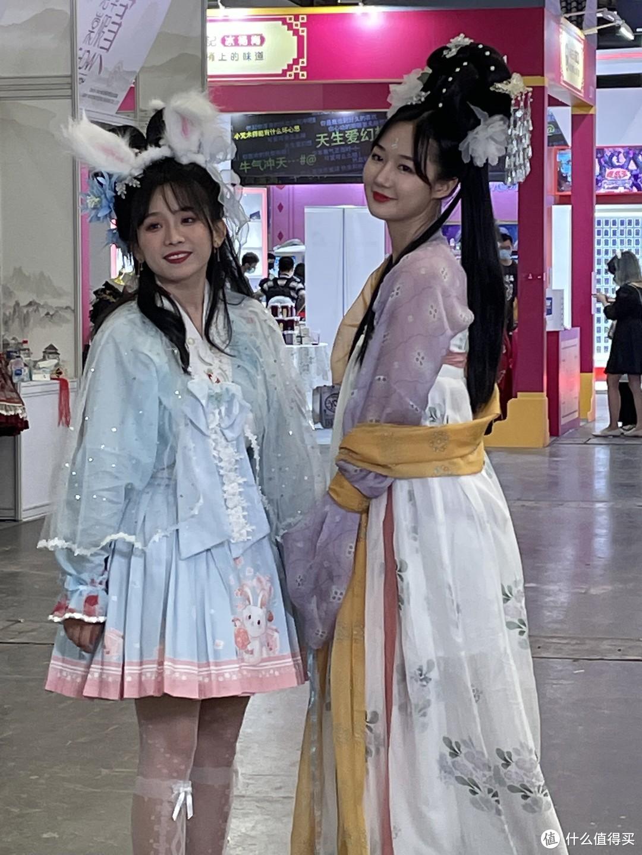 第一次跟着张大妈线下活动 打卡2021 China Joy