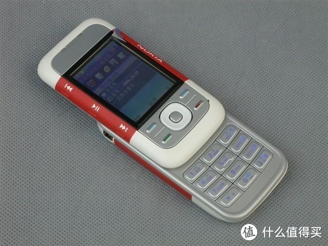 经典的诺基亚音乐手机