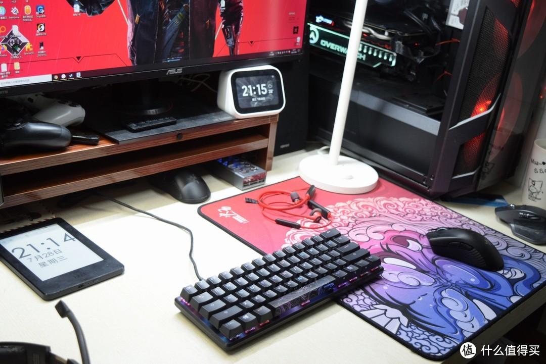 全金属外壳,轴体灯光满配 HyperX Alloy Origins起源60