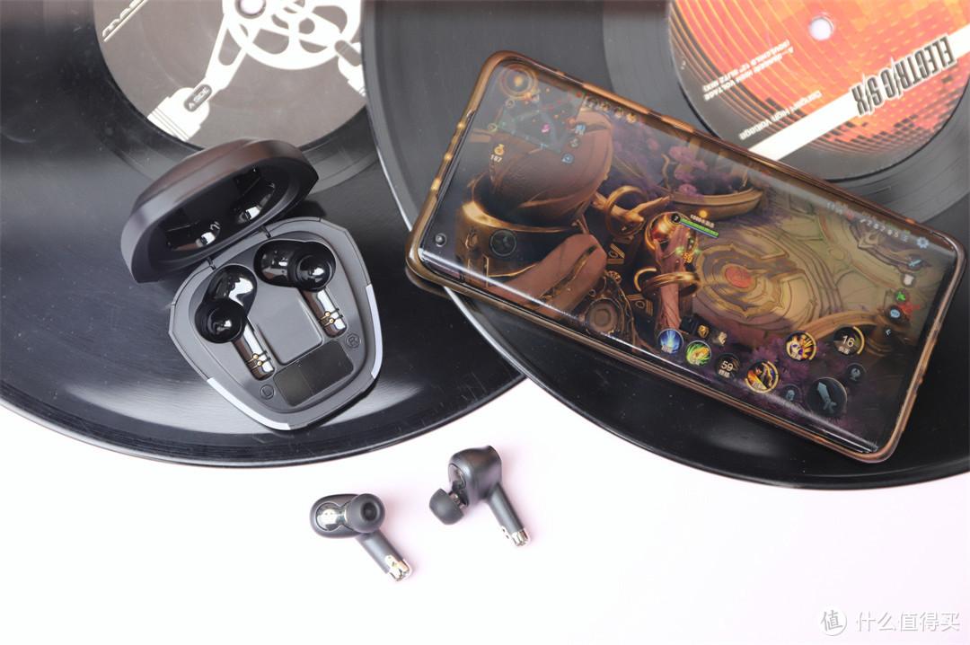 专为游戏设计,Xisem西圣Olaf游戏蓝牙耳机体验