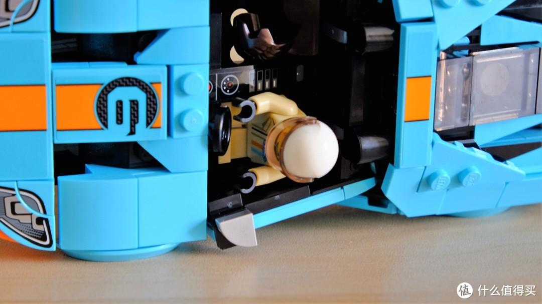越野车霸气侧漏!——LEGO 乐高超级赛车系列 76905 福特套装