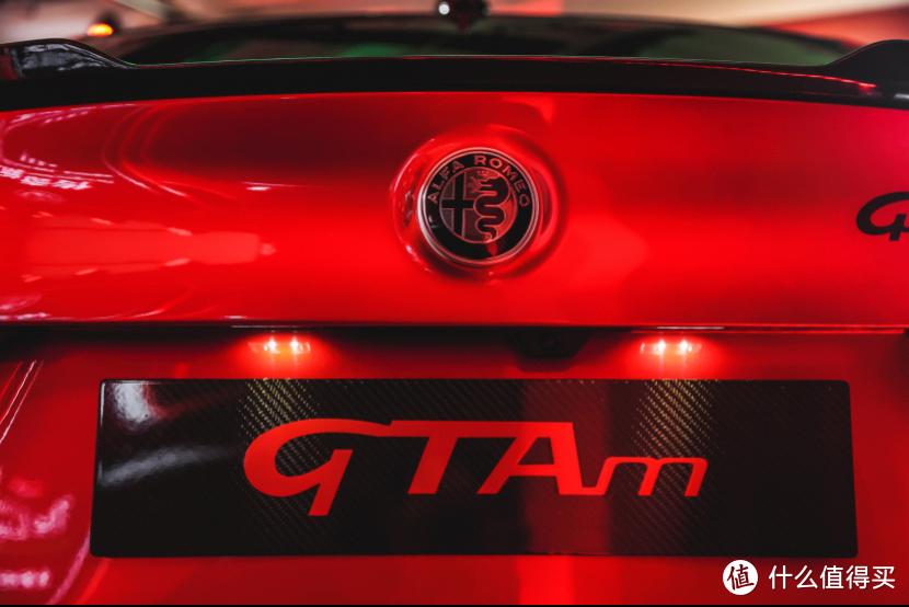158万的Giulia究极体 实拍Giulia GTAm