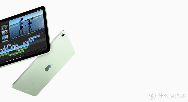 超搭iPad Air 10.9,内置绿膜的掌护钢化膜