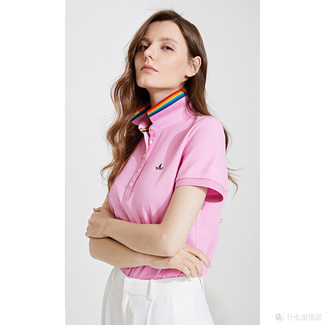 八款凸显气质、性价比高的女士polo推荐——七夕节,女神们送自己一件便宜又美美的polo吧!