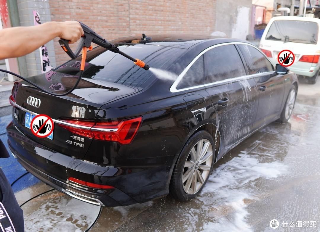 洗车机的正确用法?除了洗车还能干点别的