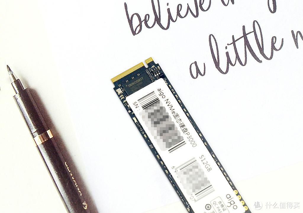 助力办公、游戏畅快新体验!aigo P3000固态硬盘深度体验