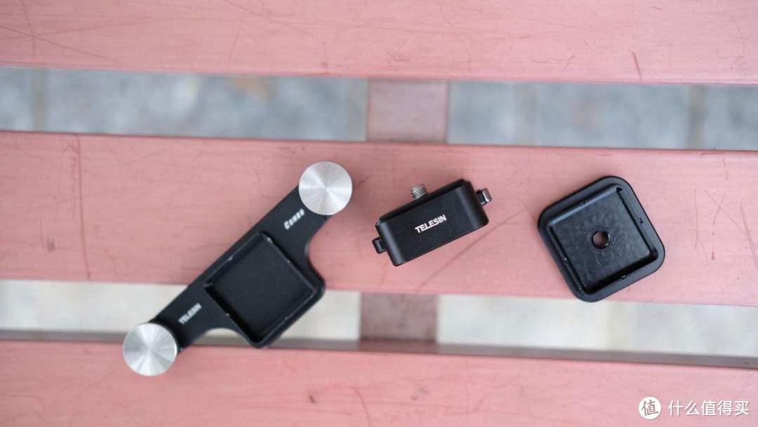 让摄影变得更简单,TELESIN泰迅便携支架、快装板使用体验