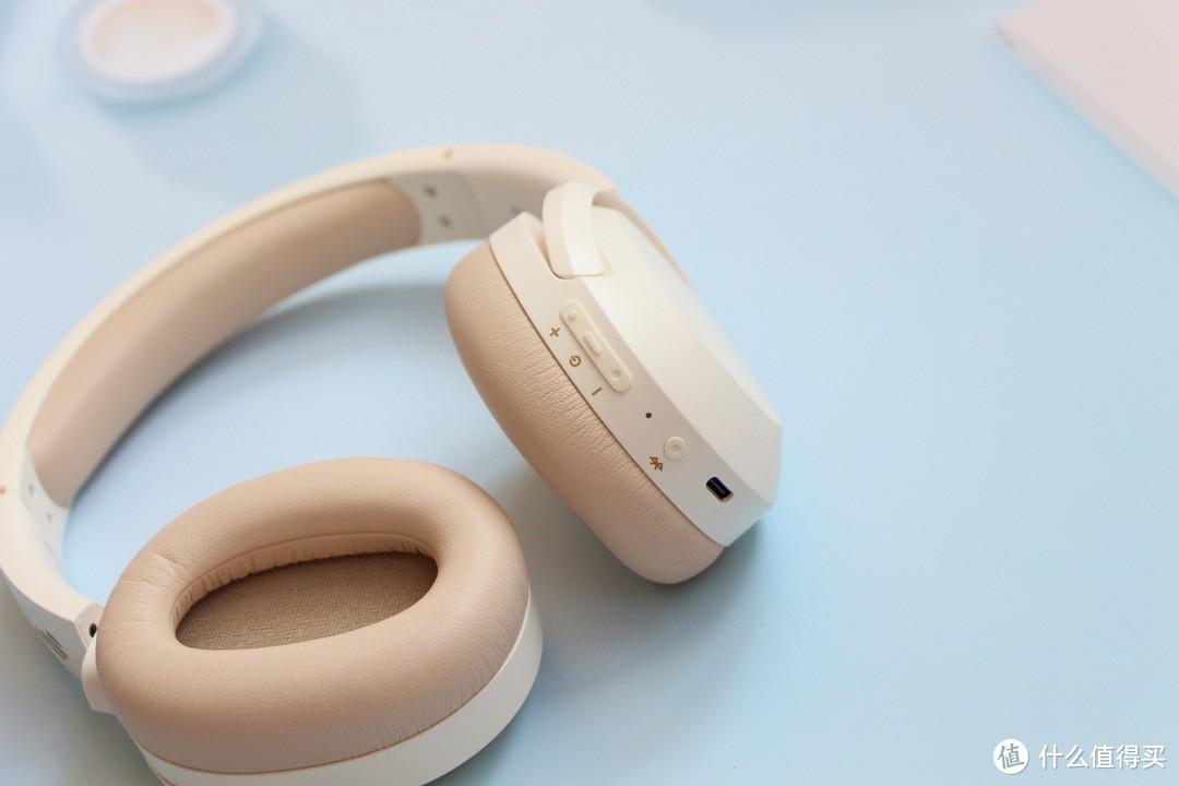 看到就爱上,同价位少有,漫步者W820NB蓝牙耳机