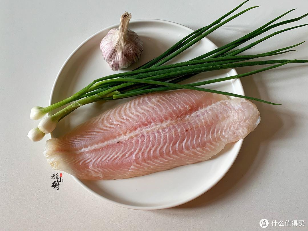 碰到这鱼我从不放过,没刺还便宜,蒸一蒸鲜香滑嫩,全家都爱吃