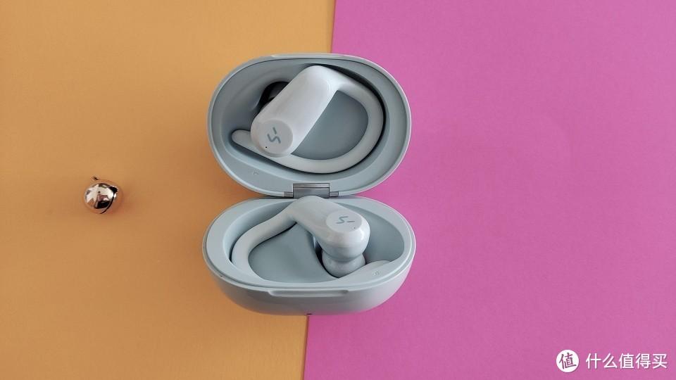 有颜又有范儿,哈氪觉醒无线蓝牙运动耳机使用体验