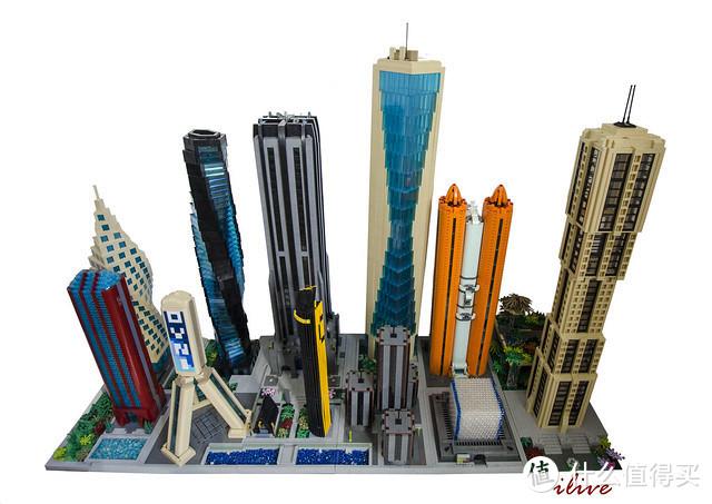 百变城市MOC,在这里,让你看到不同视角下的城市样貌