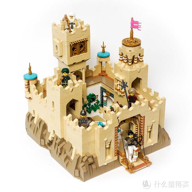 从城堡、家园到修道院乃至整座城市,乐高带你看中东