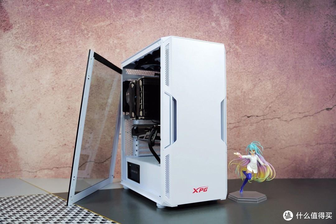 内存厂玩转机电,XPG入侵者皓月版RGB+高颜体验