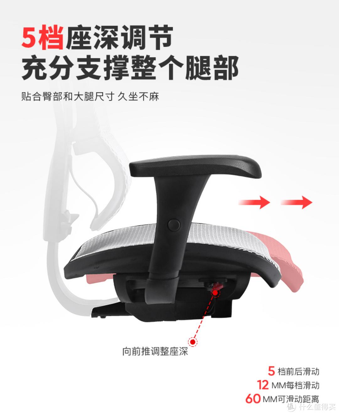 """某款""""人体工学椅""""的广告"""