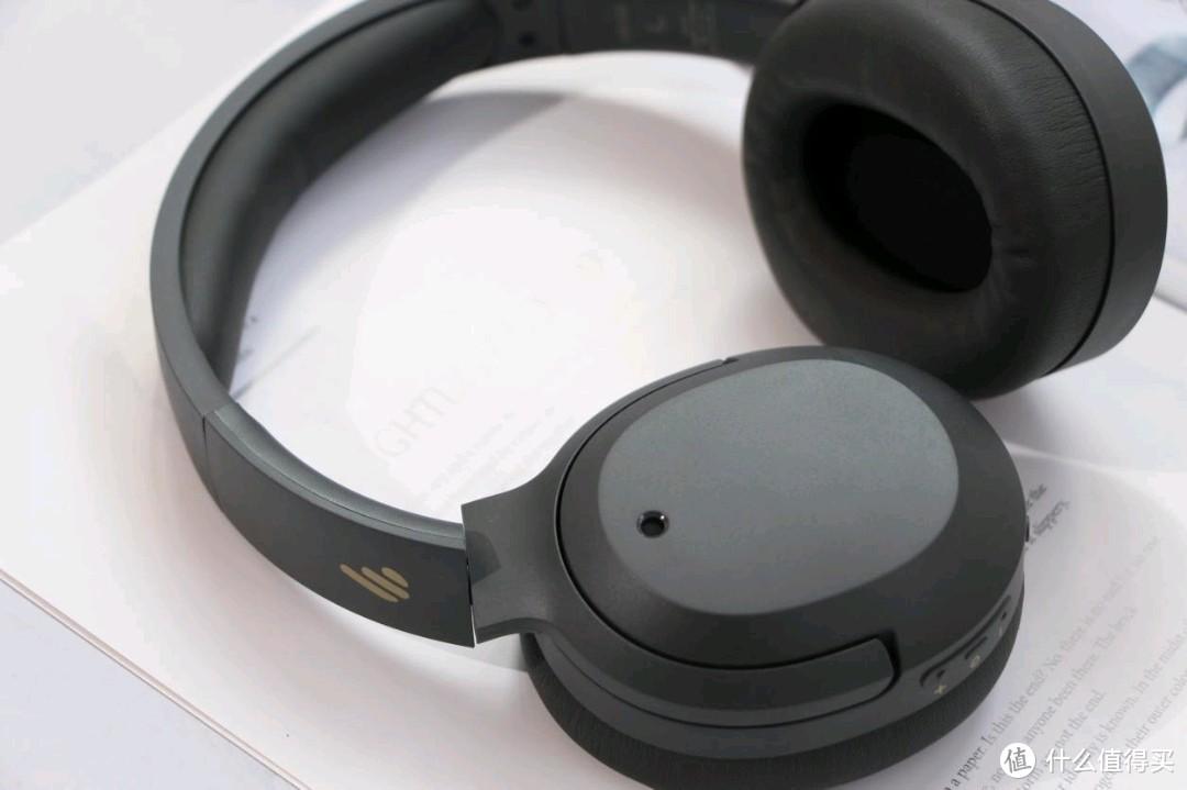 漫步者新品头戴式耳机!自带小金标的W820NB能否媲美千元机?
