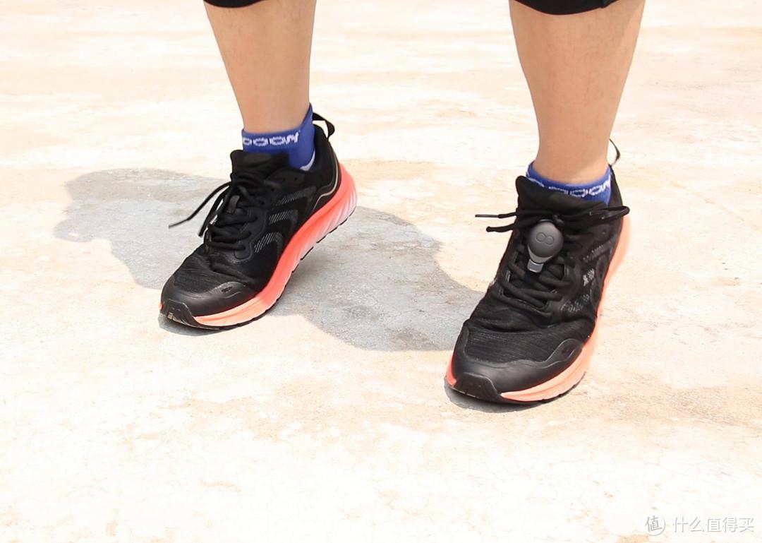 轻运动,放肆跑,咕咚10K悦弹智能跑鞋,专业的入门跑鞋