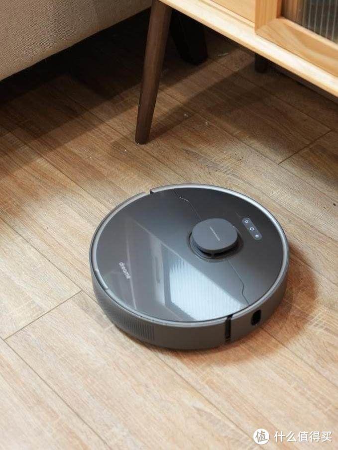 它帮您应对清洁事务,扫拖一体还自动集尘,懒人的追觅扫拖机器人