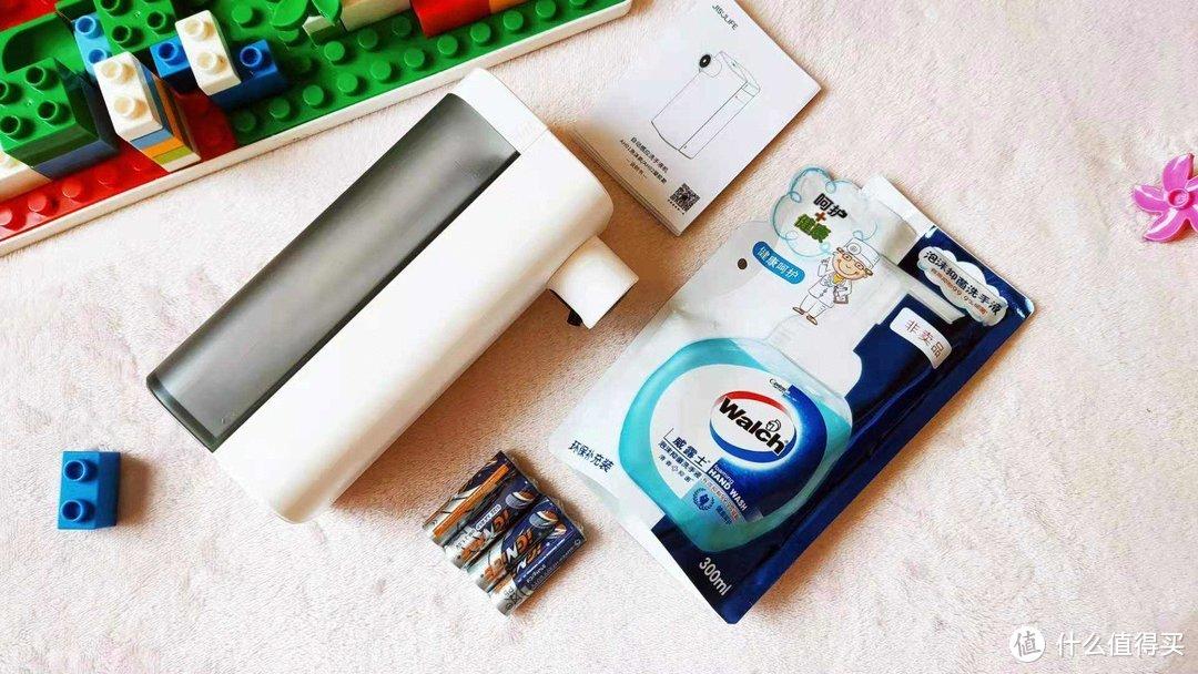 几素智能洗手机—让孩子爱上洗手