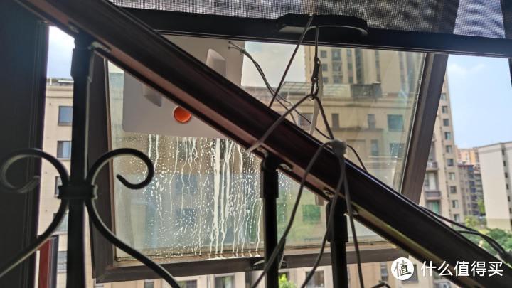 打开窗帘,远眺风景,它能解决最繁琐的擦窗的步骤