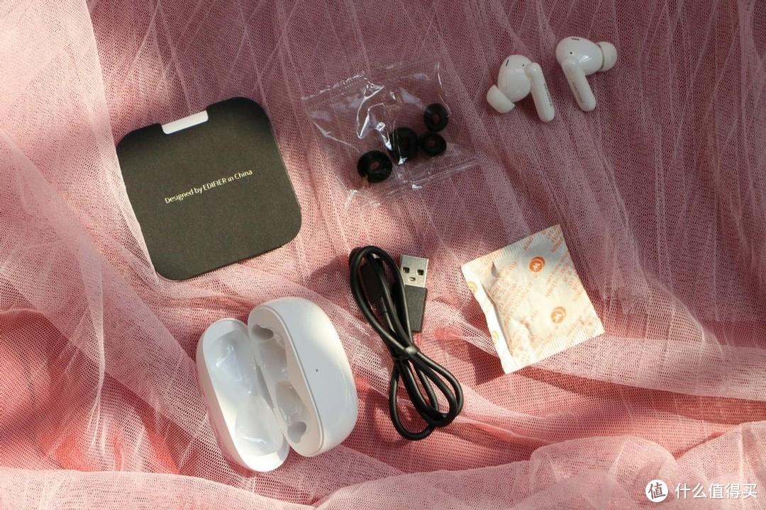 颜值与实力并存的蓝牙耳机-出行必备漫步者FitPods